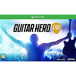 Guitar Hero Live Xbox One (Includes Guitar)