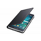 Samsung Original Galaxy Alpha Flip Cover (Black)
