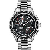 Timex Intelligent Quartz Fly-Back Chronograph Watch T2N708