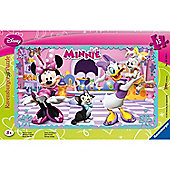 Puzzle - Minnie - Disney Frame Puzzle 15 Pieces - Ravensburger
