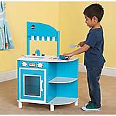 Plum Hendon Wooden Role Play Kitchen with Accessories