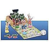 Peter Rabbit Vegetable Dash Game