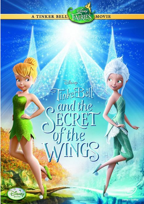 Tinkerbell & Secret Of The Wings