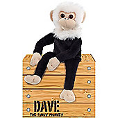 Dave The Funky Shoulder Monkey