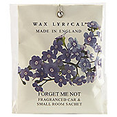 Wax Lyrical Forget Me Not Scented Sachets