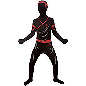 Morphsuit Ninja - Child Costume 8-10 years