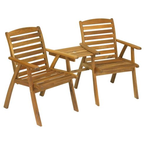 Atlantic Wooden Companion Seat