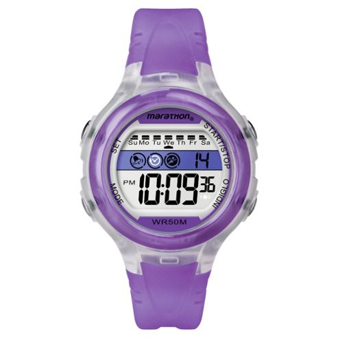 Timex Ladies Ironman Digital Strap Watch T5K427