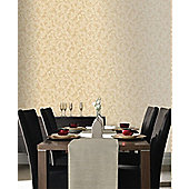 Graham & Brown Charmed Wallpaper - Gold