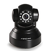 Foscam FI9816P 720P HD Wireless IP Camera with 8m Night Vision - Black