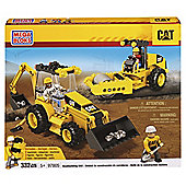 Mega Bloks CAT Road Building Unit  97805U