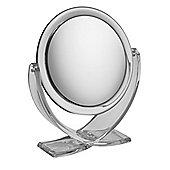 Famego 7x Magnification 18cm Perspex Mirror
