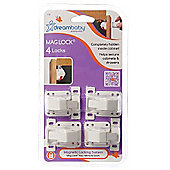Dreambaby Mag Lock Pack of 4