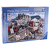 Ravensburger Happy Days, Sidmouth 1000-Piece Jigsaw Puzzle