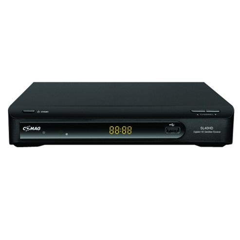 Comag Sl40 HD TV Free To Air Satellite Receiver Box USB