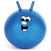 "Toyrific Toys - 20"" Jump 'N' Bounce Blue Space Hopper"