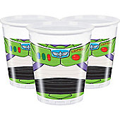 Toy Story 3 Cups - 200ml Plastic Party Cups, Pack of 8
