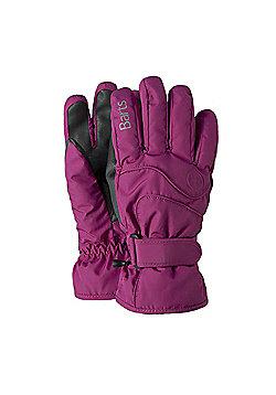 Barts Mens Basic Skiglove - Purple
