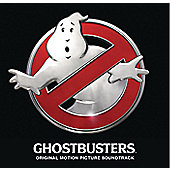 Various Artists Ghostbusters OST (2016) CD