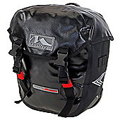 M-Wave Manitoba Front 25 Litre Waterproof Panniers