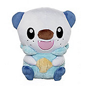 Talking OSHAWOTT Plush - Pokemon - Tomy