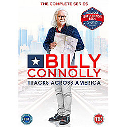 Billy Connolly Tracks Across America DVD