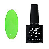 Bluesky Neon Range 10 ml Gel Polish - Lime