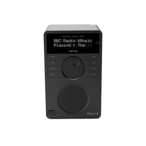 Revo Pico DR Portable Digital Radio with Rechargeable Li-ion Battery