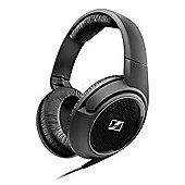 Sennheiser HD429 Ergonomic Closed-Back Stereo Headphones with Powerful Bass Response