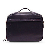 Filofax Charleston Modern Briefcase - Purple