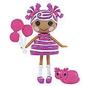Lalaloopsy Sugary Sweet Mini Doll - Grapevine Stripes