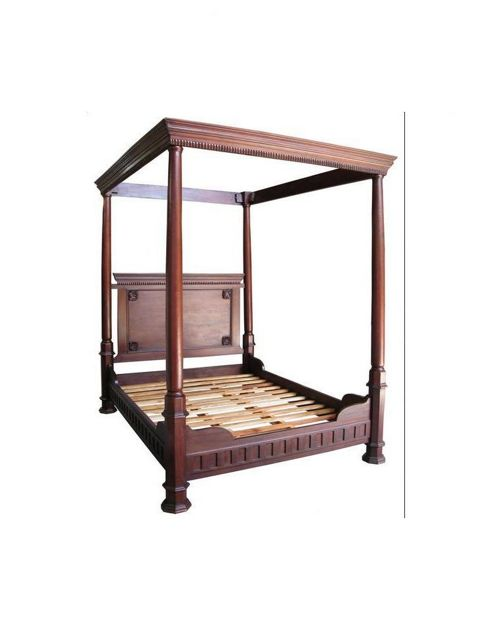 Four poster beds 4 poster beds king four poster bed for Traditional four poster beds