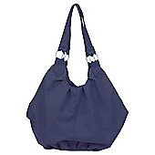 Obaby Pompom Changing Bag Navy