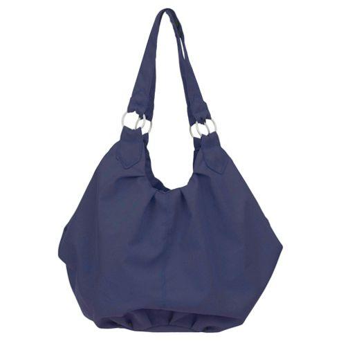 Obaby Pompom Changing Bag Navy