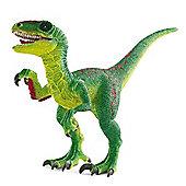 Schleich - Velociraptor - Green
