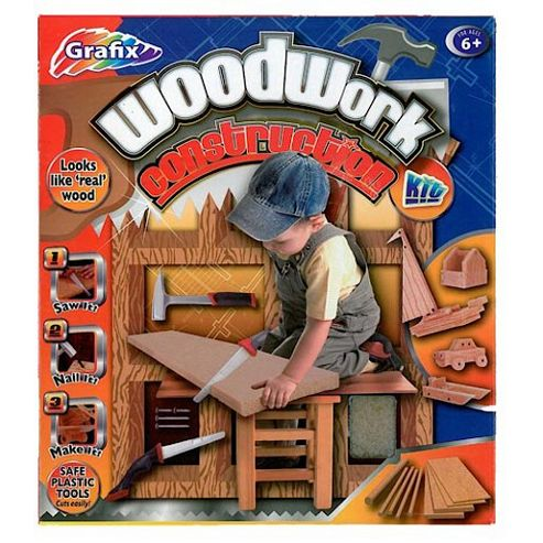 Grafix Woodwork Construction Kit