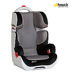 Hauck Bodyguard Car Seat, Group 2-3, Black/Grey
