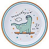 Smash Dinosaur Plastic Plate
