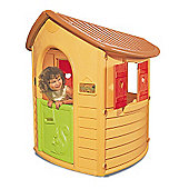 Smoby Nature Home Playhouse