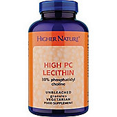 Higher Nature Lecithin Hipc 150g Granules