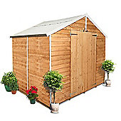 BillyOh 400 6 x 8 Windowless Overlap Apex Shed