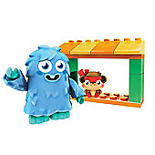 Mega Bloks Moshi Monsters Zoo And Furi 80638