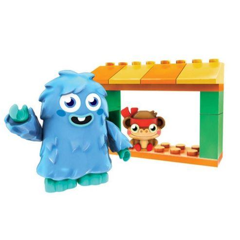 Mega Bloks Moshi Monsters Zoo And Furi 80638