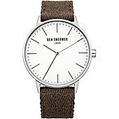 Ben Sherman London Mens Fabric Watch WB009GR