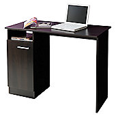 Parisot Infinity Computer Desk - Coffee