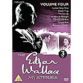 Edgar Wallace Mysteries: Volume 4 - Television Drama