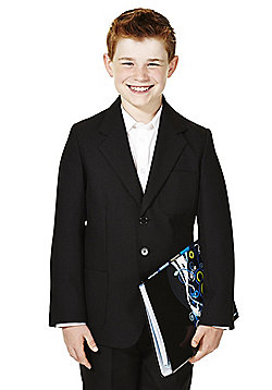 F&F School Boys Blazer - Black