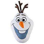 Disney Frozen Olaf Cushion TESCO EXCLUSIVE