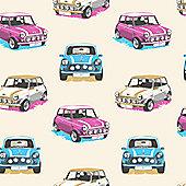 Muriva GT Wallpaper - Multi