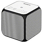 Sony SRSX11W.CEK Mini Bluetooth Speaker White
